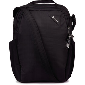 Pacsafe Vibe 200 Crossbody Bag, jet black